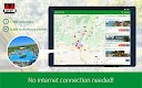 screenshot of ACSI Campsites Europe