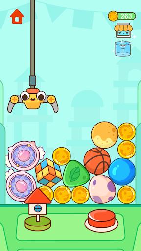 Dinosaur Claw Machine - Games for kids android2mod screenshots 14