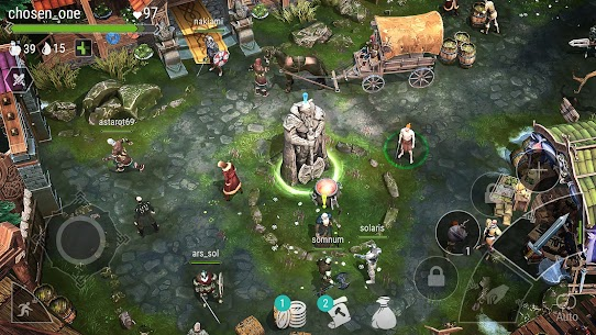 Frostborn: Coop Survival 1.3.32.10999 MOD APK [ FULLY MODED] 4