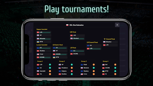 Esports Manager Simulator  screenshots 14