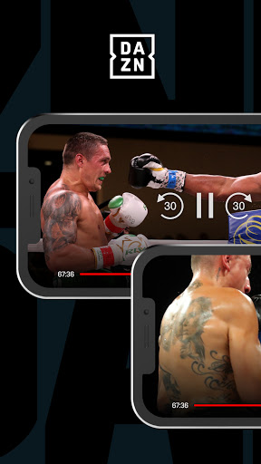 DAZN: Live Sports Streaming  Screenshots 3