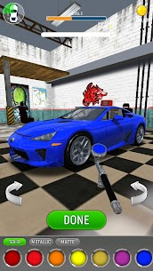 Car Mechanic MOD (Unlimited Money) 5