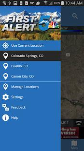 First Alert 5 Weather App 5.3.702 Screenshots 5