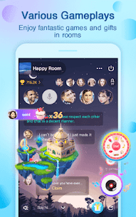 Yalla – Free Voice Chat Rooms MOD APK (Premium) 4
