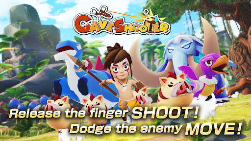 Cave Shooter-Instant Shooting Latest screenshots 1