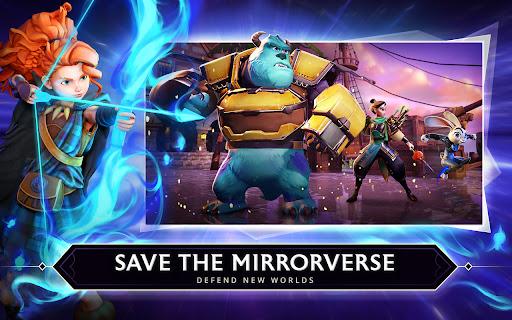 Disney Mirrorverse APK MOD (Astuce) screenshots 1