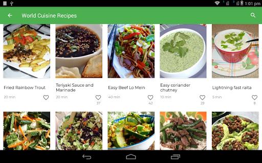 All Recipes : World Cuisines 54.0.0 Screenshots 10
