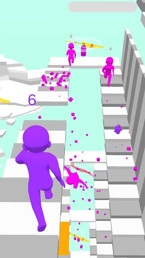 Code Triche Stair Race  APK MOD (Astuce) screenshots 2