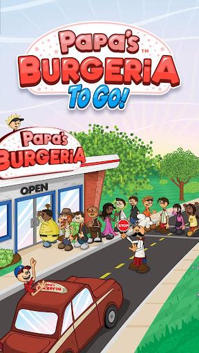 Papa's Burgeria To Go! Apkfinish screenshots 1