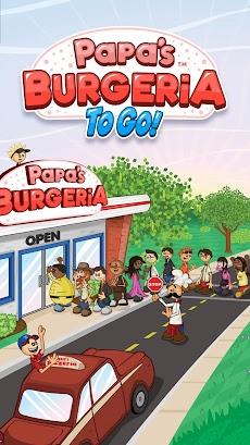 Papa's Burgeria To Go!のおすすめ画像1