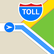 Toll Calculator - Truck RV Car US Canada GPS Maps