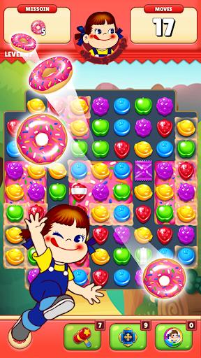 Milky Match : Peko Puzzle Game screenshots 12