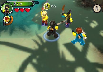 LEGO Ninjago: Тень Ронина v 2.0.1.5 Мод (Unlimited Money + Unlocked) 1