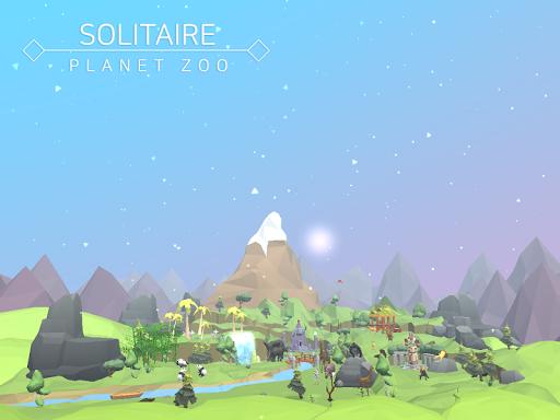 Solitaire : Planet Zoo 1.13.47 screenshots 16
