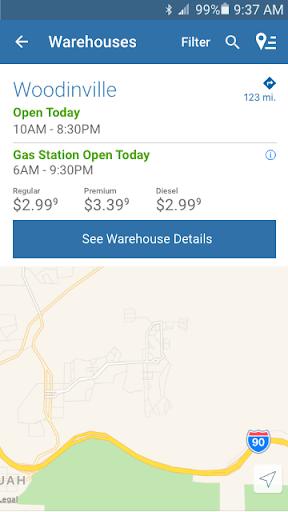 Costco Wholesale screenshots 2
