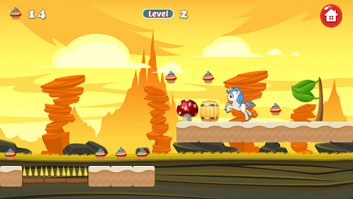 Unicorn Dash Attack: Unicorn Games screenshots 11