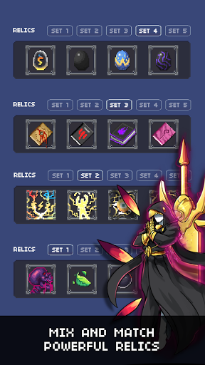 Hero's Quest: Automatic Roguelite RPG  screenshots 3