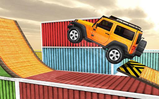 GT Jeep Impossible Mega Dangerous Track 0.1 screenshots 5