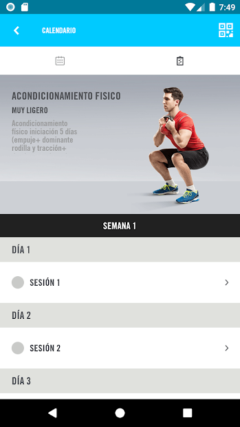 FITACTIVA screenshot 3