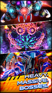 """Download Space Warrior: The Origin """"Space Warrior"""" action game for Android + mode + data 5"""