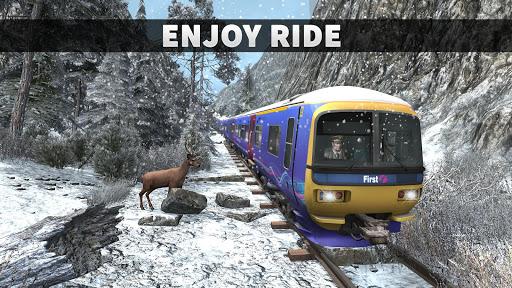 Real Train Driving Simulator: Railway Driver 2020  screenshots 1