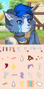 Avatar Maker: Furry Head