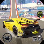 Mega Ramp Car Stunt 3D: Car Stunt Game
