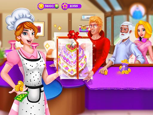 My Bakery Shop: Cake Cooking Games screenshots 2