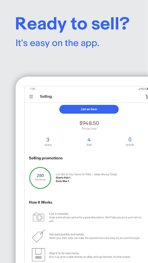 eBay: Buy, sell, and save on brands you love screenshots 9