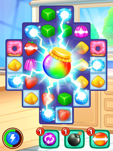 Gummy Paradise - Free Match 3 Puzzle Game 1.5.4 screenshots 11