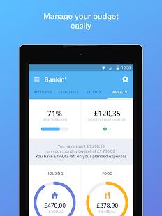 Bankin' - The money and banking app manager Apkfinish screenshots 8