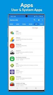 Device Info Premium Apk: View Device Information (Mod/Paid features Unlocked) 7