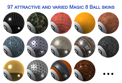 Magic 8 Ball 3D android2mod screenshots 4