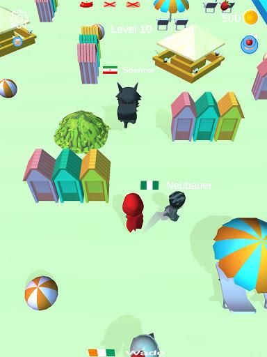 Hiding Race 3D modavailable screenshots 11