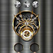 COGUL HD/4K Wallpaper - Metallic Spider