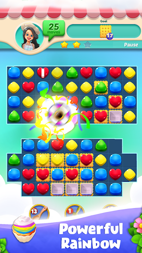 Cookie Crush 93000 screenshots 3