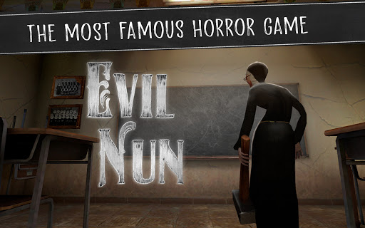 Evil Nun : Scary Horror Game Adventure 1.7.4 Screenshots 1
