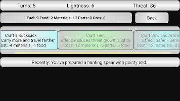 Darkness Cometh Text Adventure