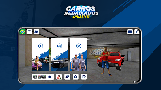 Carros Rebaixados Online 3.6.18 screenshots 9