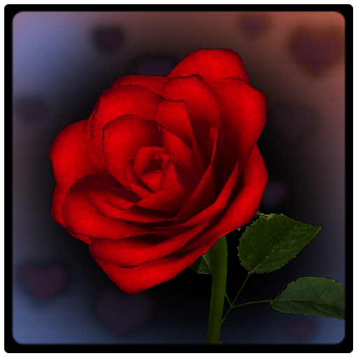 3D Rose Bouquet LWP Free For PC Windows (7, 8, 10 and 10x) & Mac Computer