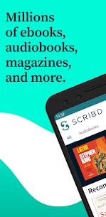 Scribd Mod Apk 11.18 Free Download 2021 1