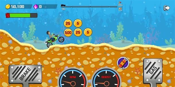 Hill Car Race APK + MOD (Unlimited Money) 4
