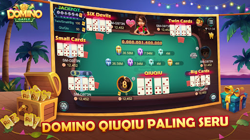 Domino QiuQiu Gaple Slots Online  screenshots 4