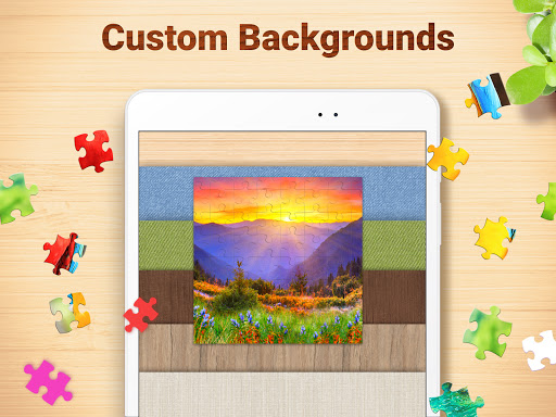 Jigsaw Puzzles - Puzzle Game modavailable screenshots 22