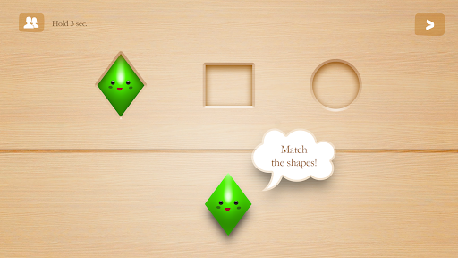 Baby Learning Shapes for Kids apktreat screenshots 2