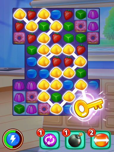 Gummy Paradise - Free Match 3 Puzzle Game 1.5.4 screenshots 9