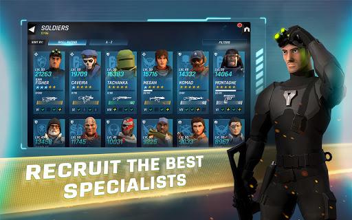 Tom Clancy's Elite Squad - Military RPG  screenshots 8