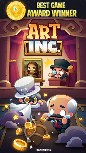 Art Inc. - Trendy Business Clicker  screenshots 1