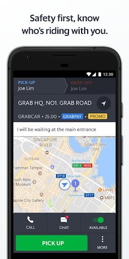 Grab Driver android2mod screenshots 3