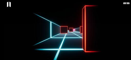 Neon Corridor screenshot 3